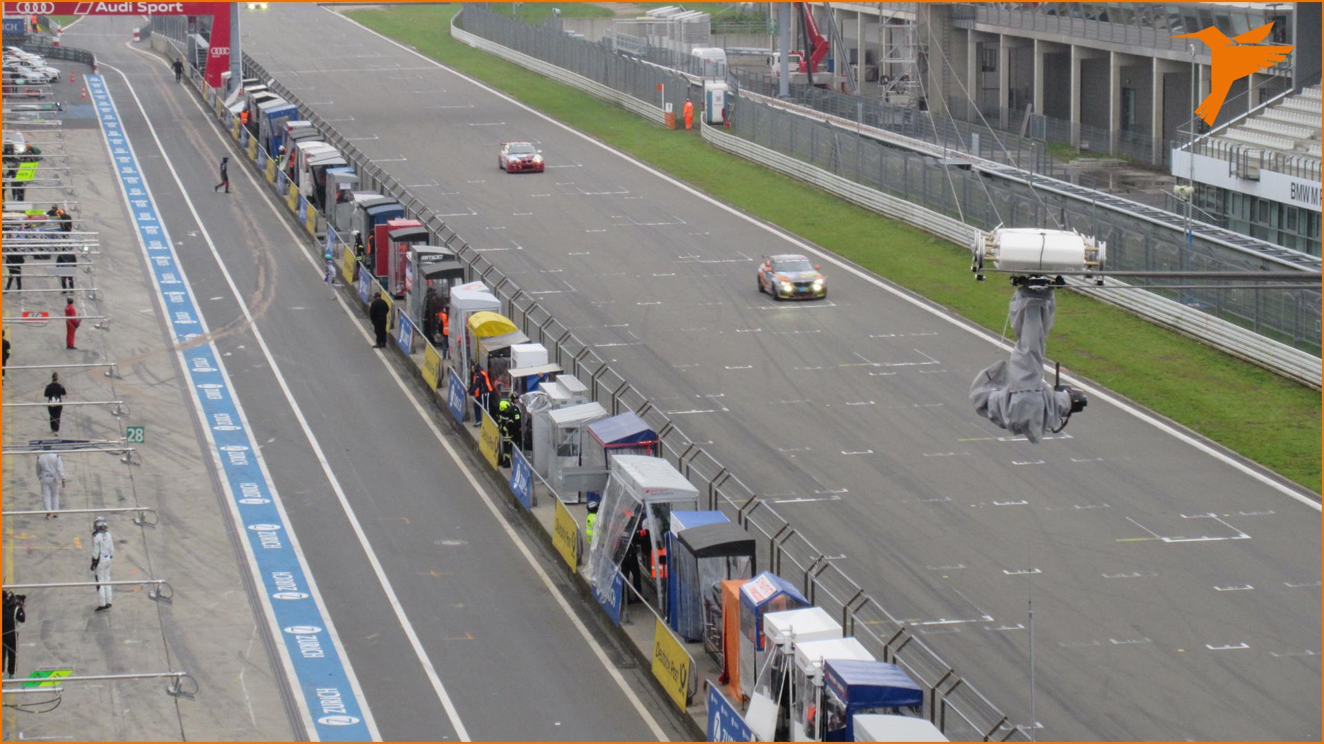 24h, RTL Nitro, Wige, 24h Le Mans, Colibri WireCam, cablecam, wirecam